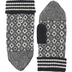 Hestra Fryken Handschoenen wit/zwart